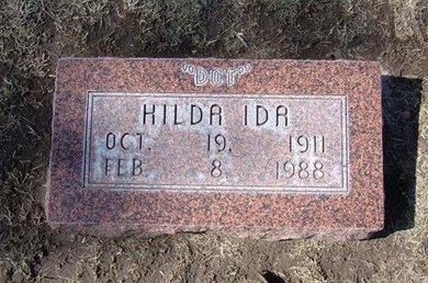 "NORDYKE, HILDA IDA ""DOT"" - Stevens County, Kansas | HILDA IDA ""DOT"" NORDYKE - Kansas Gravestone Photos"
