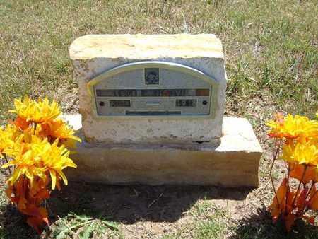 NORVIL, ESTER - Stevens County, Kansas | ESTER NORVIL - Kansas Gravestone Photos