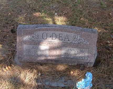 O'DEA, JOHN - Stevens County, Kansas | JOHN O'DEA - Kansas Gravestone Photos