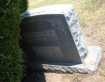 PEARCE, ANDREW GUY - Stevens County, Kansas   ANDREW GUY PEARCE - Kansas Gravestone Photos