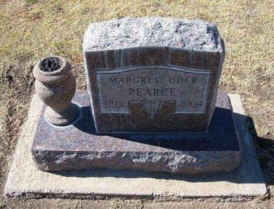 PEARCE, MARGARET ELIZABETH - Stevens County, Kansas | MARGARET ELIZABETH PEARCE - Kansas Gravestone Photos