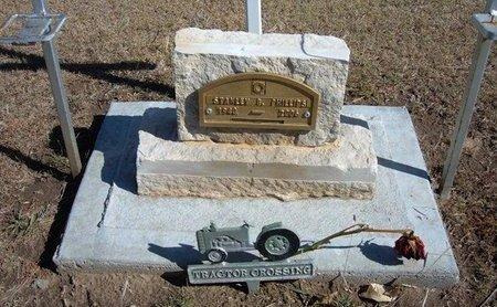 PHILLIPS, STANLEY B - Stevens County, Kansas   STANLEY B PHILLIPS - Kansas Gravestone Photos