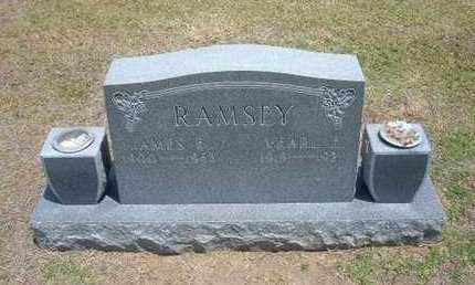 RAMSEY, VEARL E - Stevens County, Kansas | VEARL E RAMSEY - Kansas Gravestone Photos