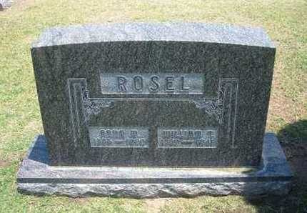 GRAY ROSEL, ANNA M - Stevens County, Kansas | ANNA M GRAY ROSEL - Kansas Gravestone Photos