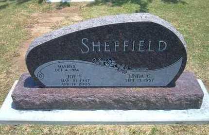 "SHEFFIELD, JOSEPH E ""JOE"" - Stevens County, Kansas   JOSEPH E ""JOE"" SHEFFIELD - Kansas Gravestone Photos"