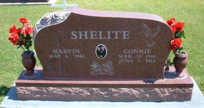CURTIS SHELITE, CONNIE LEA - Stevens County, Kansas | CONNIE LEA CURTIS SHELITE - Kansas Gravestone Photos