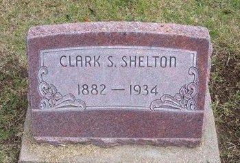 SHELTON, CLARK SYLVESTER - Stevens County, Kansas   CLARK SYLVESTER SHELTON - Kansas Gravestone Photos
