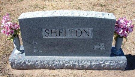 SHELTON, FAMILY STONE - Stevens County, Kansas | FAMILY STONE SHELTON - Kansas Gravestone Photos