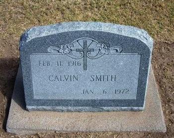 SMITH, CALVIN - Stevens County, Kansas | CALVIN SMITH - Kansas Gravestone Photos
