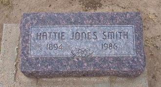 SMITH, HATTIE - Stevens County, Kansas | HATTIE SMITH - Kansas Gravestone Photos