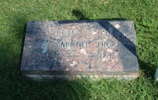 SMITH, ROBERT LESLIE, JR   (VETERAN WWII) - Stevens County, Kansas | ROBERT LESLIE, JR   (VETERAN WWII) SMITH - Kansas Gravestone Photos