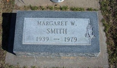 SMITH, MARGARET WYVONNE - Stevens County, Kansas | MARGARET WYVONNE SMITH - Kansas Gravestone Photos