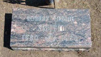 SMITH , ROBERT LESLIE, SR  - Stevens County, Kansas | ROBERT LESLIE, SR  SMITH  - Kansas Gravestone Photos