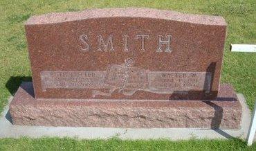 SMITH, WALTER W - Stevens County, Kansas | WALTER W SMITH - Kansas Gravestone Photos