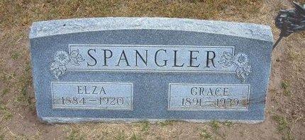 SPANGLER, GRACE - Stevens County, Kansas | GRACE SPANGLER - Kansas Gravestone Photos