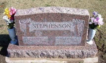 STEPHENSON, WILLIAM A - Stevens County, Kansas   WILLIAM A STEPHENSON - Kansas Gravestone Photos