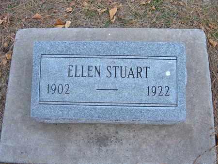 STUART, ELLEN - Stevens County, Kansas | ELLEN STUART - Kansas Gravestone Photos