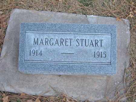 STUART, MARGARET - Stevens County, Kansas | MARGARET STUART - Kansas Gravestone Photos