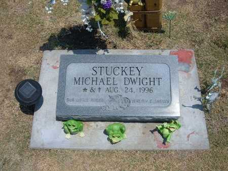 STUCKEY, MICHAEL DWIGHT - Stevens County, Kansas | MICHAEL DWIGHT STUCKEY - Kansas Gravestone Photos