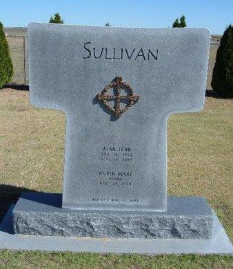 SULLIVAN, ALLAN LEON - Stevens County, Kansas   ALLAN LEON SULLIVAN - Kansas Gravestone Photos