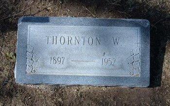 SULLIVAN, THORNTON W - Stevens County, Kansas   THORNTON W SULLIVAN - Kansas Gravestone Photos