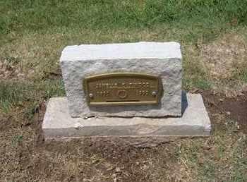 TINOCO, JANELLE C - Stevens County, Kansas   JANELLE C TINOCO - Kansas Gravestone Photos