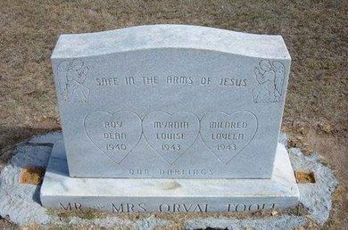 TOOLE, ROY DEAN - Stevens County, Kansas   ROY DEAN TOOLE - Kansas Gravestone Photos