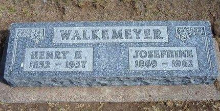 WALKEMEYER, HENRY H - Stevens County, Kansas   HENRY H WALKEMEYER - Kansas Gravestone Photos