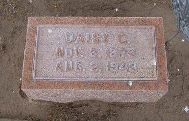 WHEATON, DAISY C - Stevens County, Kansas | DAISY C WHEATON - Kansas Gravestone Photos