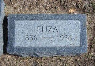 WHETSTONE, ELIZA C - Stevens County, Kansas | ELIZA C WHETSTONE - Kansas Gravestone Photos