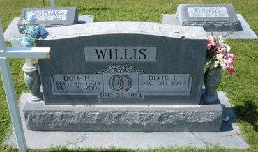 WILLIS, DOIS HOWARD - Stevens County, Kansas | DOIS HOWARD WILLIS - Kansas Gravestone Photos