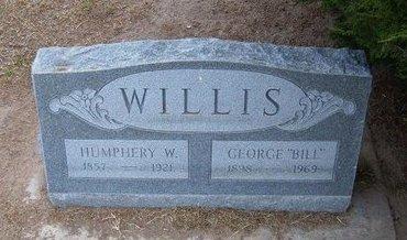 WILLIS, HUMPHERY W - Stevens County, Kansas | HUMPHERY W WILLIS - Kansas Gravestone Photos