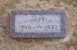 WILLIS, JEFF DAVIS - Stevens County, Kansas | JEFF DAVIS WILLIS - Kansas Gravestone Photos