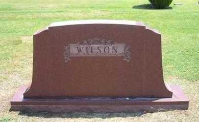 WILSON FAMILY GRAVESTONE,  - Stevens County, Kansas |  WILSON FAMILY GRAVESTONE - Kansas Gravestone Photos