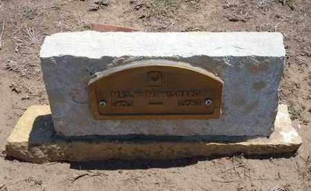 WISHARD, MRS W M - Stevens County, Kansas | MRS W M WISHARD - Kansas Gravestone Photos