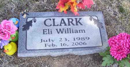 CLARK, ELI WILLIAM - Wabaunsee County, Kansas | ELI WILLIAM CLARK - Kansas Gravestone Photos