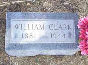 CLARK, WILLIAM PERRY - Wabaunsee County, Kansas | WILLIAM PERRY CLARK - Kansas Gravestone Photos