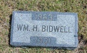 BIDWELL, WILLIAM H - Wallace County, Kansas | WILLIAM H BIDWELL - Kansas Gravestone Photos