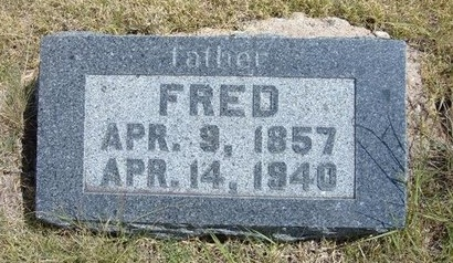 DURGELOH, FRED - Wallace County, Kansas | FRED DURGELOH - Kansas Gravestone Photos