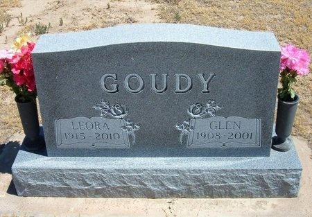 GOUDY, GLEN - Wallace County, Kansas | GLEN GOUDY - Kansas Gravestone Photos
