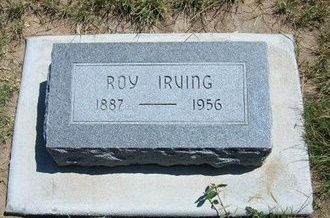 LOCK, ROY IRVING - Wallace County, Kansas   ROY IRVING LOCK - Kansas Gravestone Photos