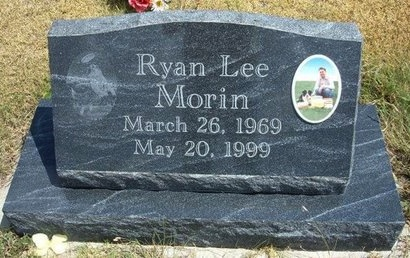 MORIN, RYAN LEE - Wallace County, Kansas | RYAN LEE MORIN - Kansas Gravestone Photos