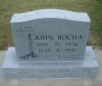 ROCHA, JOHN - Wallace County, Kansas | JOHN ROCHA - Kansas Gravestone Photos
