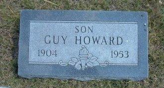 WARD, GUY HOWARD - Wallace County, Kansas   GUY HOWARD WARD - Kansas Gravestone Photos