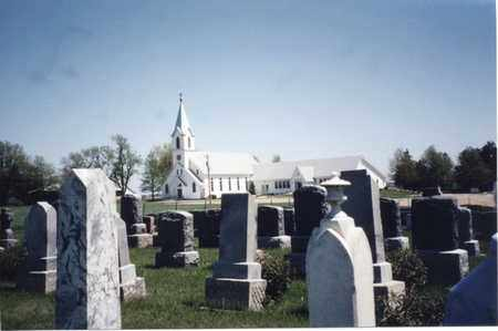 *CHURCH, . - Washington County, Kansas | . *CHURCH - Kansas Gravestone Photos