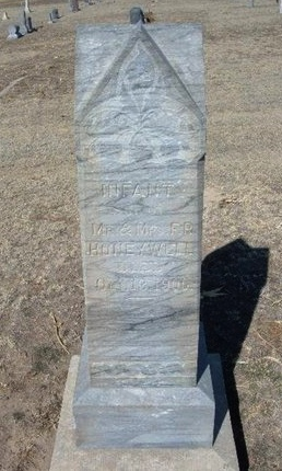 HONEYWELL, INFANT SON - Wichita County, Kansas   INFANT SON HONEYWELL - Kansas Gravestone Photos