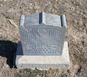 ISAAC, INFANT SON - Wichita County, Kansas | INFANT SON ISAAC - Kansas Gravestone Photos
