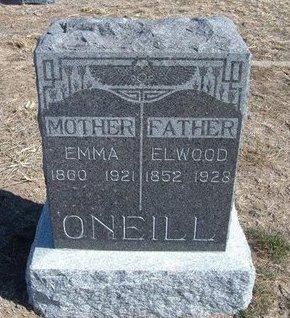 ONEILL, EMMA - Wichita County, Kansas | EMMA ONEILL - Kansas Gravestone Photos