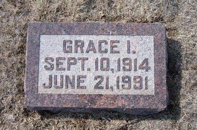 ZINK SMITH, GRACE IRETA - Wichita County, Kansas | GRACE IRETA ZINK SMITH - Kansas Gravestone Photos