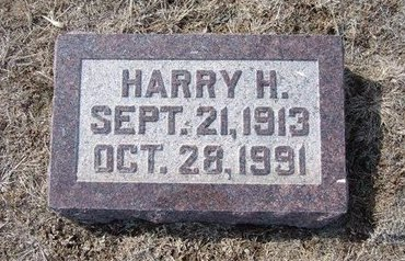 SMITH, HARRY HARRISON - Wichita County, Kansas | HARRY HARRISON SMITH - Kansas Gravestone Photos